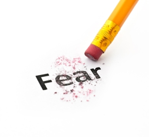 Don't let fear hold your shop floor back.  Photo by www.colourbox.com